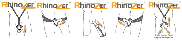 Penis Enlarging system Rhinozer Male Enhancements Cock Stretching size increasing